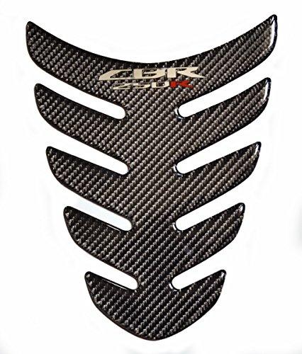 Carbon Fiber Motorcycle Tank Protector Pad Sticker for Honda CBR250R CBR 250 CBR250 CBR-250 trim