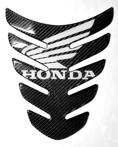 Carbon Fiber Motorcycle Tank Protector Pad for Honda CBR CB VFR VTR TRX DN