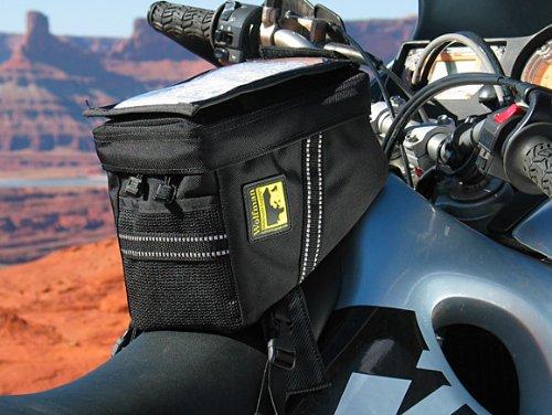 Wolfman Luggage S0303 - Enduro Tank Bag V-17