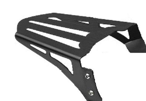 Cobra Sissy Bar Luggage Rack - Formed - Black 02-3602B