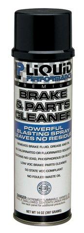 Liquid Performance Brake Parts Contact Cleaner 14 oz