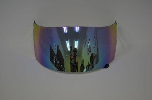 Regular Mirror Iridium Helmet Visor Shield for Suomy Spec 1r Extreme Apex Excel Aftermarket Shield