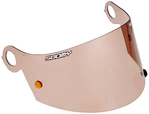 Suomy Anti-Fog and Anti-Scratch Helmet Shield Light smoke