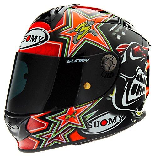 Suomy SR Sport Biaggi Replica Helmet size X-Small