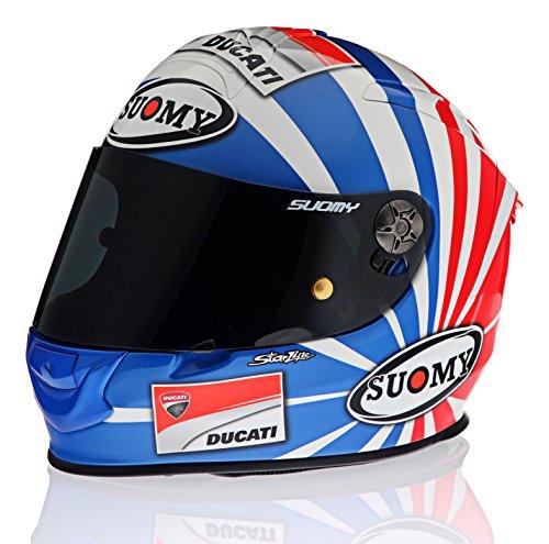 Suomy SR Sport Dovi Italian Helmet size Medium