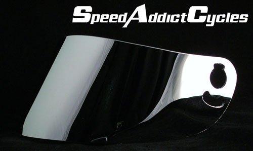 Suomy SR Sport  Vandal Chrome Iridium Shield