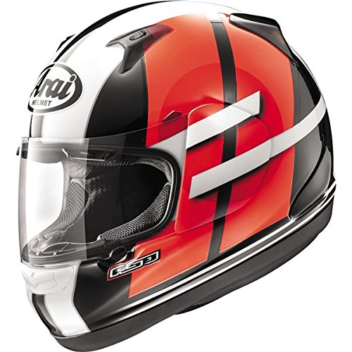 Arai RX-Q Helmet - Conflict MEDIUM RED