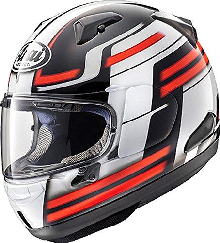 Arai Quantum-X Competition Red Full Face Helmet - Large