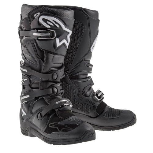 Alpinestars Tech 7 Enduro Boots-White-9