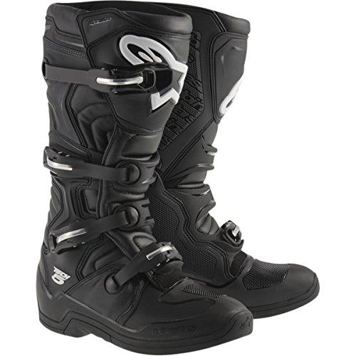 Alpinestars Tech 5 Mens Off-Road Motorcycle Boots - Black  14