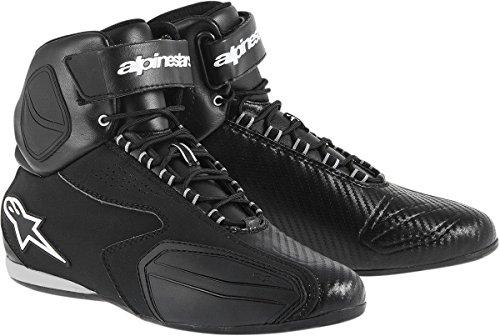Alpinestars Stella Faster Womens Motorcycle Shoe - Black - 75