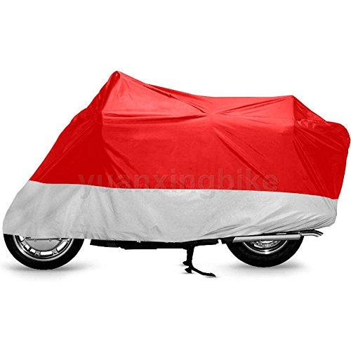 Outdoor UV Protector Motorbike Rain Dust Bike Motorcycle Cover M RS