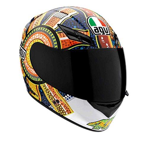AGV K3 Dreamtime Valentino Rossi Motorcycle Helmets Dreamtime Xl