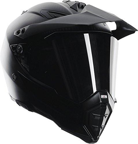 AGV AX-8 Dual Sport Evo Helmet Matte Carbon Medium