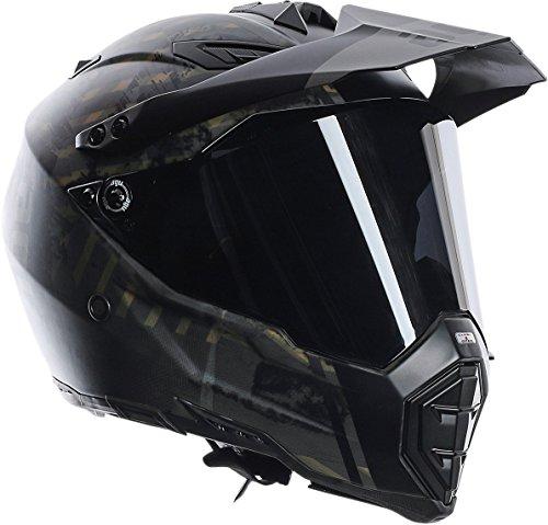 AGV AX-8 Grunge Dual Sport Evo Helmet Multicolor Medium