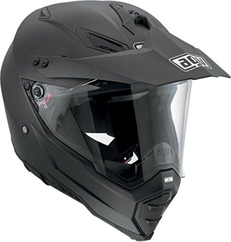 AGV AX-8 Dual Sport Evo Adult Helmet - Matte Black  3X-Large