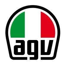 AGV Peak Screws for AX-8 Dual Sport EVO Helmet - Black Aluminum KIT76131999