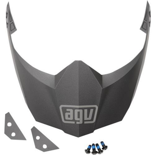 AGV Peak for AX-8 Dual Sport EVO Helmet - Matte Carbon KIT76113009