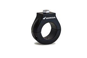 HONDA 2014 41mm Light BarAux Light Clamp 0SV31-HL3-302A