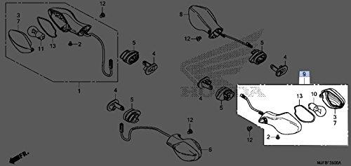 Honda 2014-2017 CTX700 Turn Signal Assembly 33650-MJF-315 New OEM