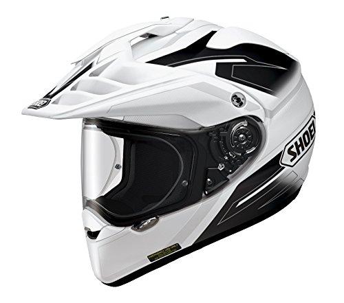 Shoei HORNET ADV SEEKER TC-6 White Black XL 61cm Size Full Face Helmet
