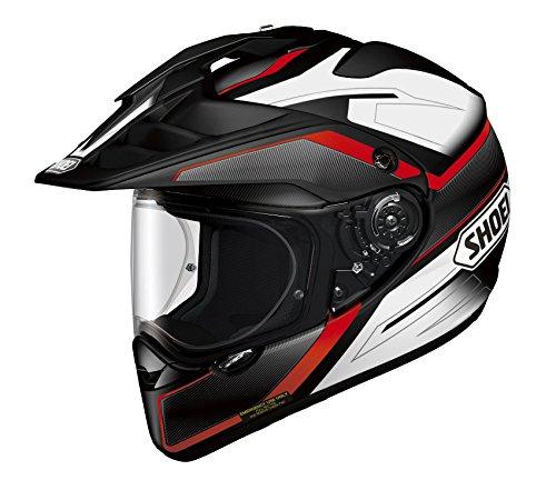 Shoei helmet HORNET ADV SEEKER TC-1 Red  Black L 59cm