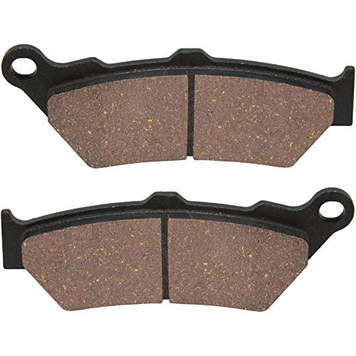 Caltric FRONT BRAKE PADS Fits HONDA 250R CBR250R CB-R250R 2011-2015