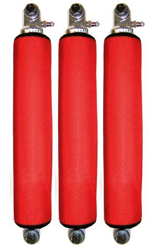 Red Shock Covers Honda 250R - ATC 250 R