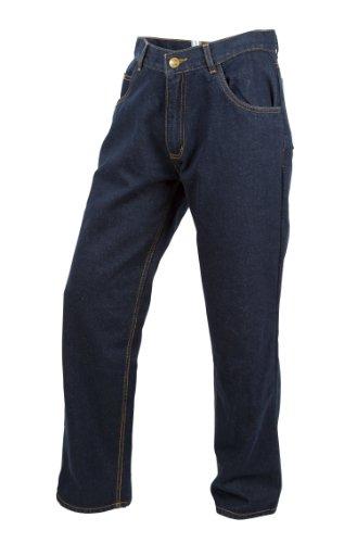 Scorpion Covert Denim Jean Motorcycle Pants Blue 40