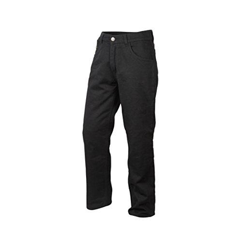 Scorpionexo Covert Jeans Men's Reinforced Motorcycle Pants (black, Size 32)