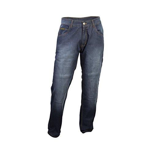 Scorpionexo Covert Pro Jeans Men's Reinforced Motorcycle Pants (wash, Size 36)