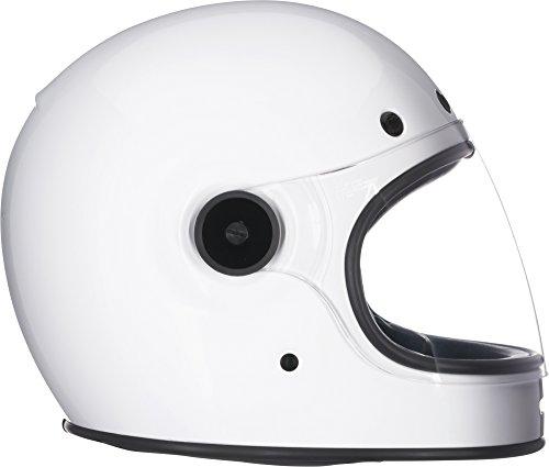 Bell Bullitt Classic Helmet - Gloss Solid White - X-Large