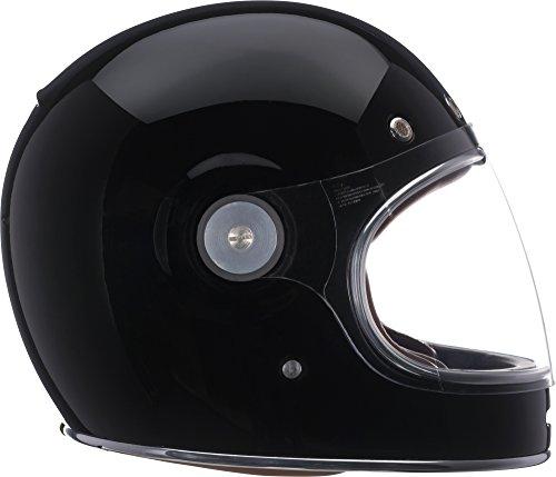Bell Bullitt Classic Helmet - Solid Gloss Black - XX-Large