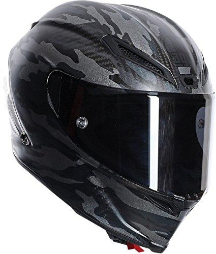 AGV Pista GP Mimetica Helmet Camo Grey MediumLarge