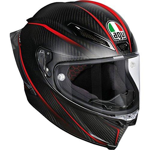 AGV Pista GP-R GP-9 Adult Helmet - Red  X-Large