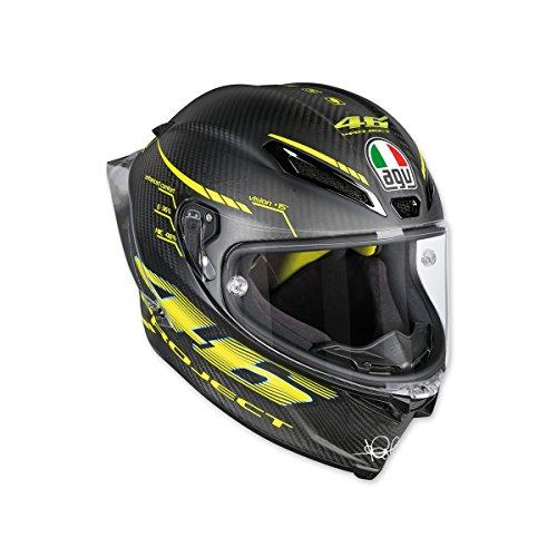 AGV Pista GP R Project 46 Full Face Helmet MS
