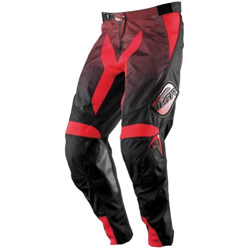 Msr Racing Renegade Camo Men's Motocross/off-road/dirt Bike Motorcycle Pants - Black/red / Size 34