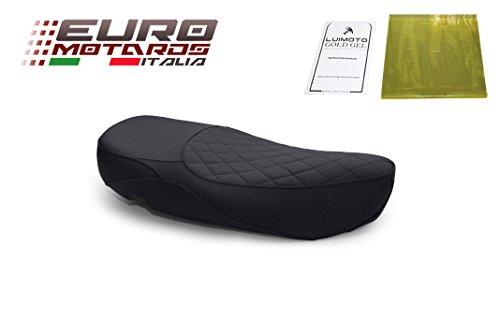 Vespa LX 50150 2006-2017 Luimoto Cenno Edition Seat Cover 6 Colors New  Gel Pad