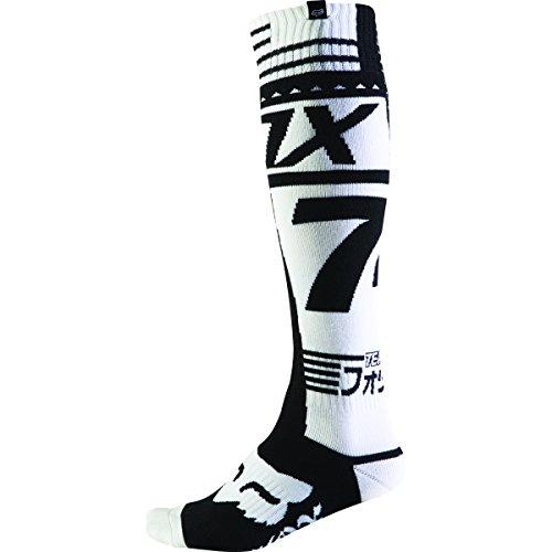 Fox Racing Fri Thick Union Men's Motox Motorcycle Socks - Black / Large