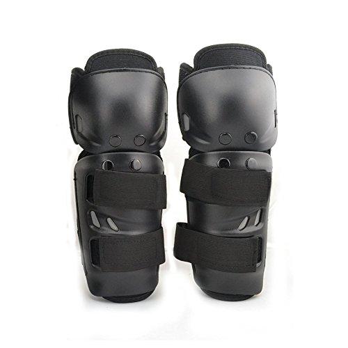Ediors Kid Youth Motocross Racing Skiing Skating KneeShin Guard safety Pads Sports Drop Resistance Protective Children Black Knee Pads