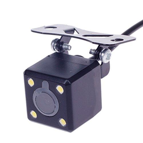 Motoraux Xy-1668 Universal Waterproof Ccd Car Rearview Camera