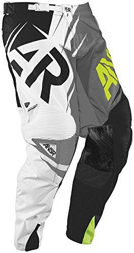 2016 Answer Racing Alpha Air Pants-BlackGreen-34