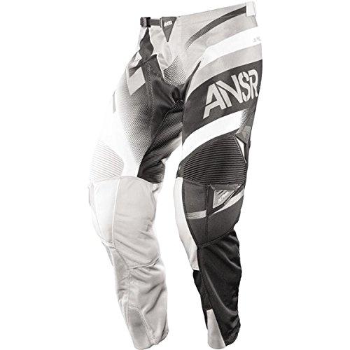 Answer A16 Alpha Air Pants Distinct Name GrayWhiteBlack Gender MensUnisex Primary Color Gray Size 32