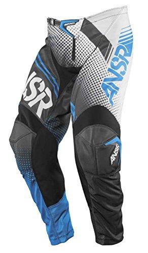 Answer A16 Syncron Air Pants Distinct Name WhiteBlackCyan Gender MensUnisex Primary Color Black Size 32 471493