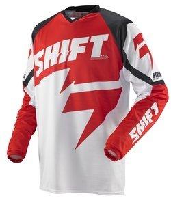 2013 SHIFT Strike Motocross Jersey - Trooper - X-Large