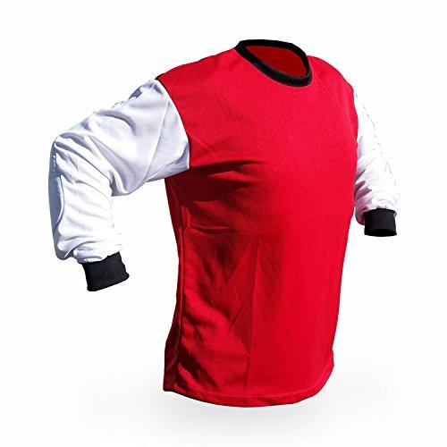 Reign VMX Red Easel Blank Motocross Jersey