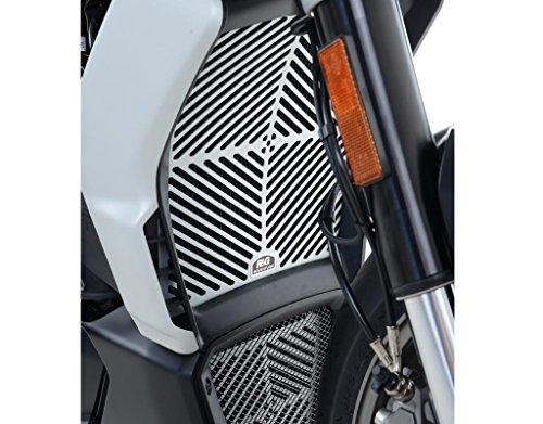 R&G Radiator Guard For Ducati XDiavel 16 X Diavel S 16  Brushed Aluminum