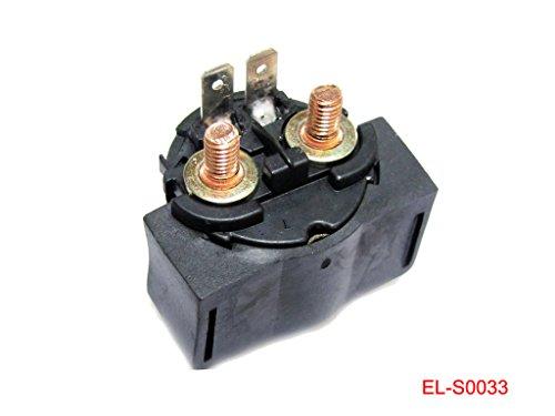 Starter Relay Solenoid for Kawasaki Zephyr 550 750 ZR550 ZR750 B1 B2 B3 B4 C1 C2 C3