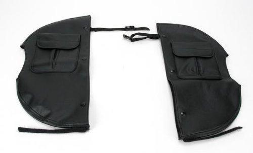 Desert Dawgs Rain GuardsWind Deflectors for Kawasaki Vulcan 1500