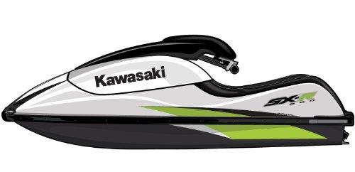 Exotic Signs Kawasaki 800 SX-R Graphic kit - EK0024K800